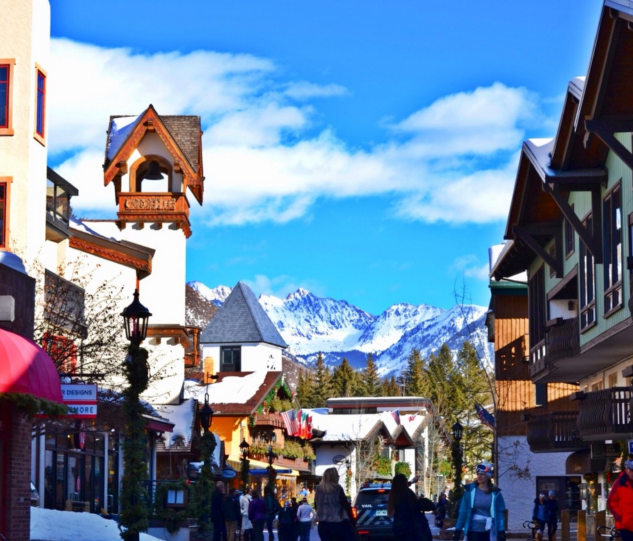 Lionshead Village - Vail Colorado