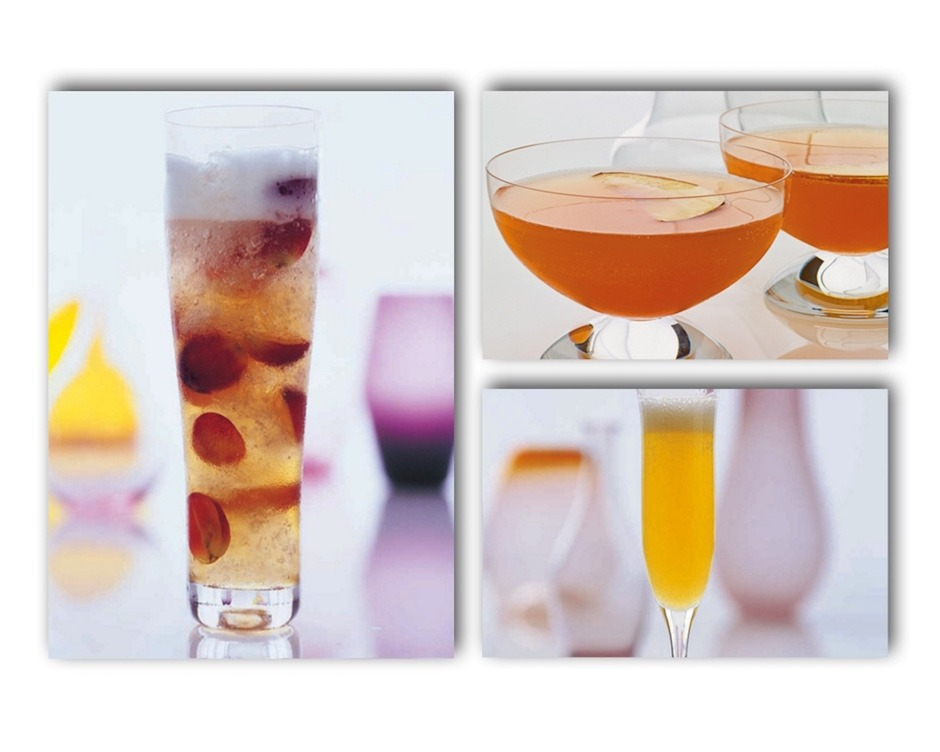 champage cocktails