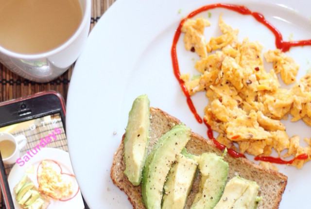 Avocado Breakfasts
