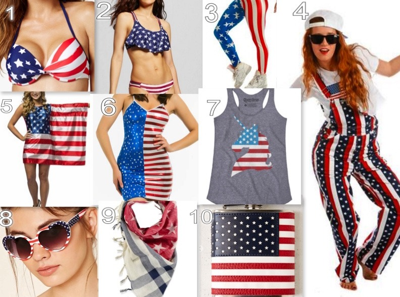 American Flag Clothes