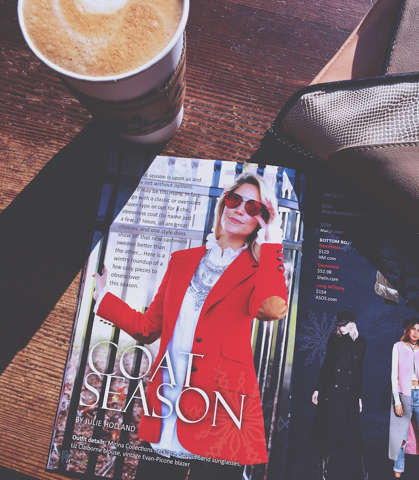 Fall Coats Viva Tysons Magazine
