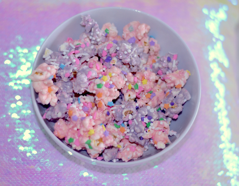 Skinny Pop Unicorn Popcorn