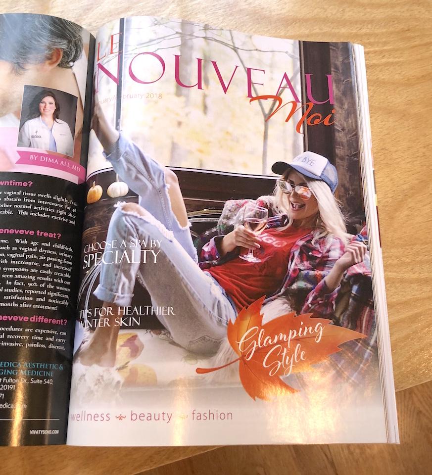 Glamping Style Viva Tysons Magazine