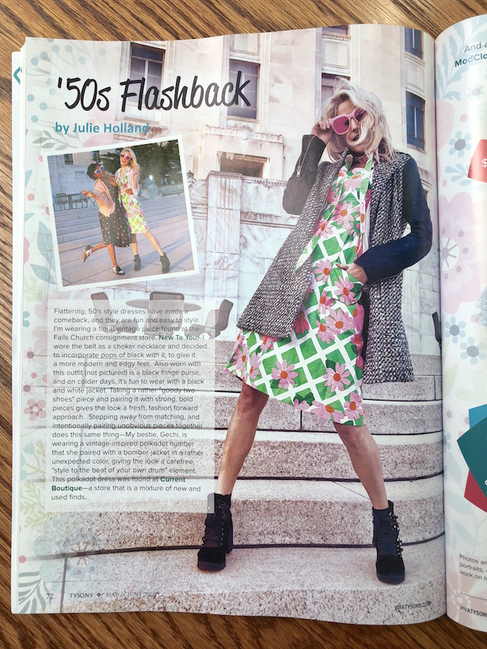 50s Flashback – Viva Tysons Magazine