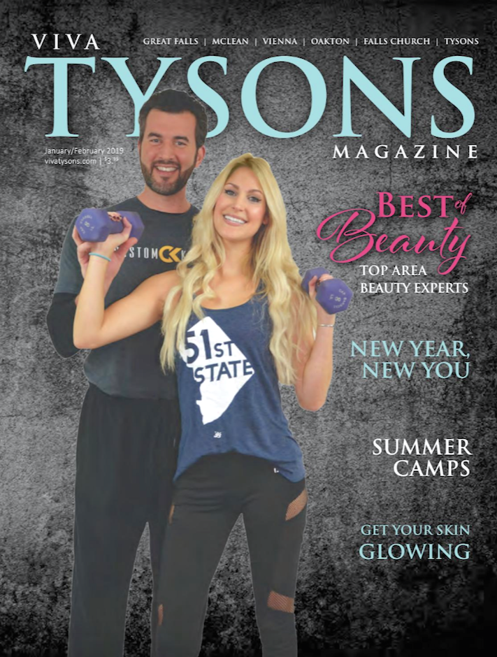 Viva Tysons Magazine January 2019