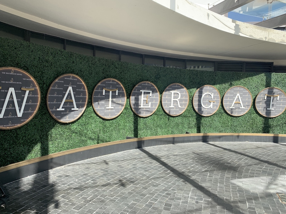 Watergate Hotel DC