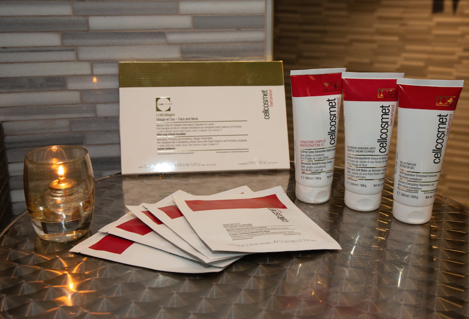 Swiss Cellcosmet skincare