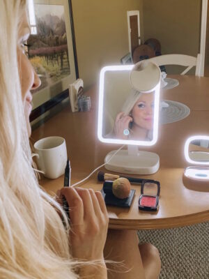 Fancii LED vanity mirror