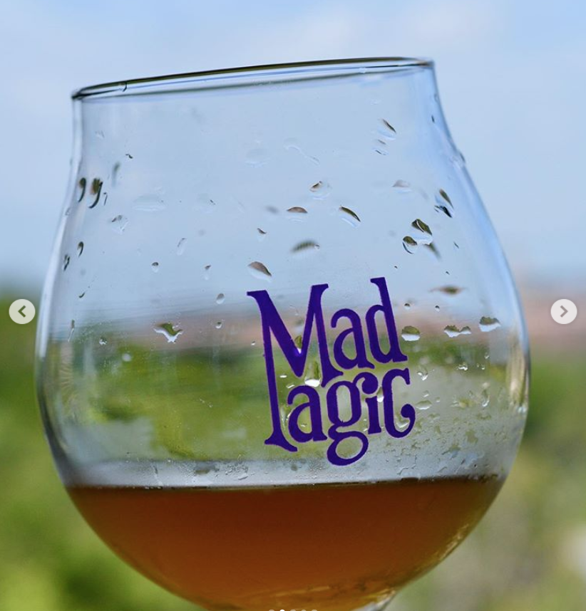 Mad Magic Kombucha D.C.